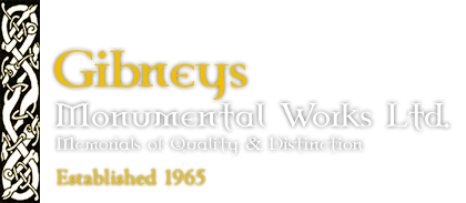 Gibneys Monumental Work Ltd logo